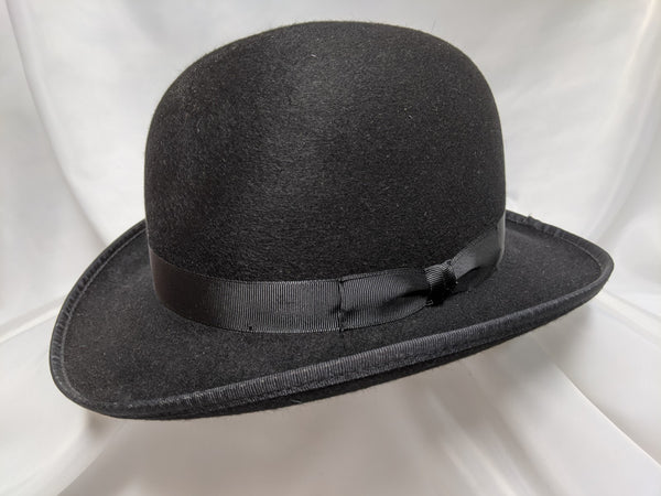 Derby 7 - Black (100X) #17-108 - DBarJHats