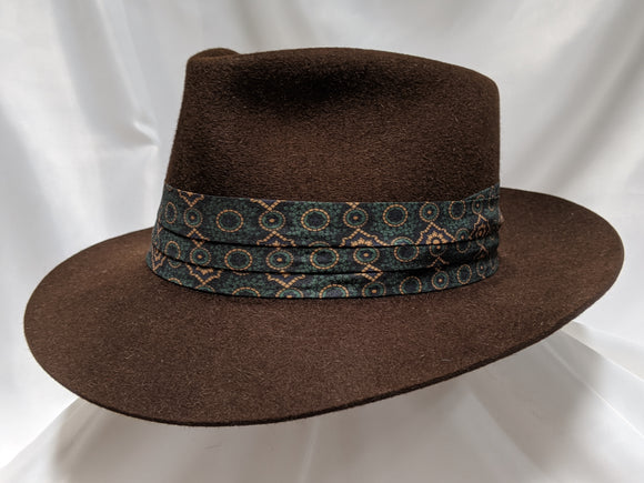 Fedora 7 - Dark Brown (100X) #19-106 Platinum Collection