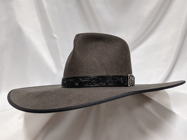 Cavalry Hat 7 1/4 - Granite (10X) #20-032