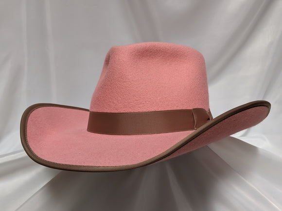 Cavalry /Tycoon 7 - Pink (10X) #19-010 Dale Evans Hat