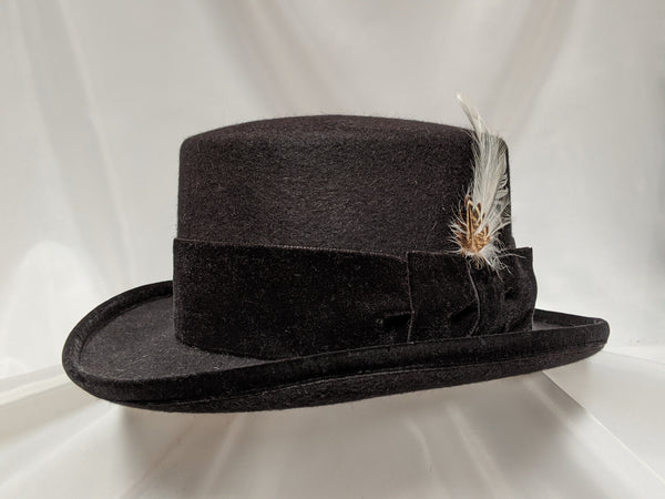Top Hat 7 - Black (10X) #17-069