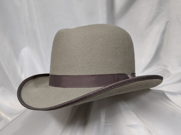 Homburg 7 3/8 - Silver Mist (10X)  #21-029 Platinum Collection