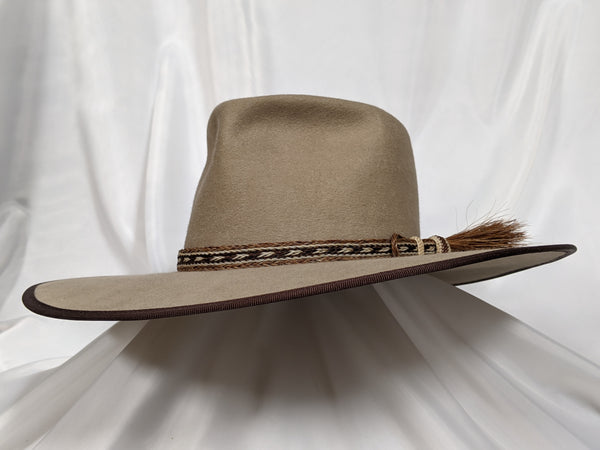 Cavalry / Tycoon Hat 7 3/8 - Sand (100X) #21-050