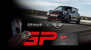 MINI John Cooper Works X OPINARI - Driver's Essentials