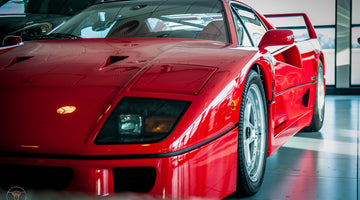The legend, the Icon, the Ferrari F40