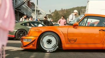 Modifying an orginal Porsche by hand? RAUH-Welt Begriff does it ...