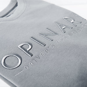 Classic sweat grey on grey