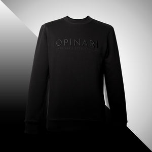 Classic sweat black on black