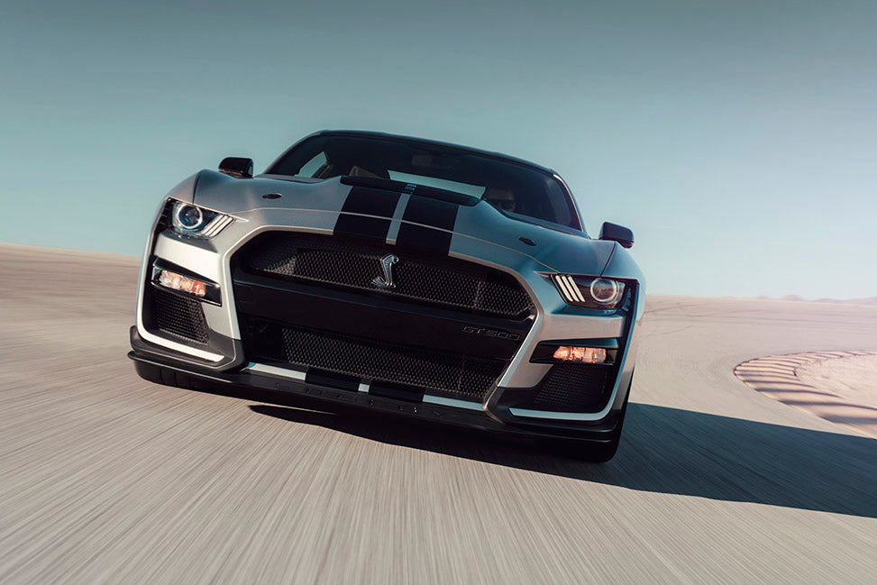 2020 Shelby Mustang GT500: The most powerful production Ford ever!!