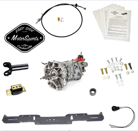 C10 Installation 6 Speed Magnum Kit