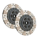 CTSV Twin Disc Clutch Ceremetallic Discs Mantic M921242