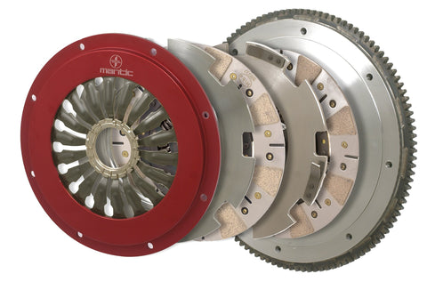Twin Disc Clutch 1997-2008 Lancer EVO  - Ceremetallic