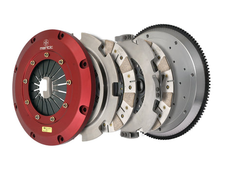 Twin Disc Clutch 2015-2017 Mustang Ecoboost