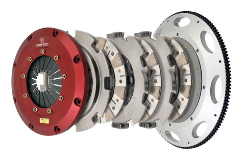Triple Disc Clutch 2008-2017 Dodge Viper