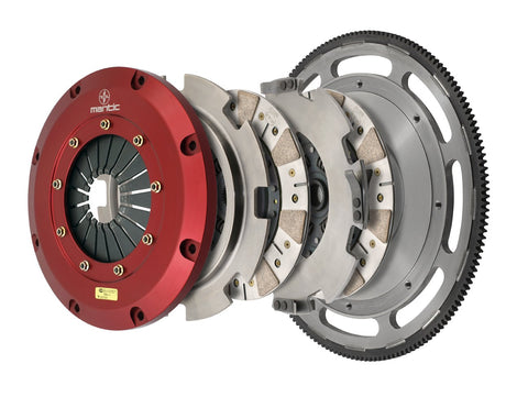 Mantic 2005-2009 Mustang 4.6L GT Twin Disc Clutch M921234