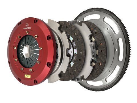 Mantic 2011-2017 Mustang GT Twin Disc Clutch Organic M924236-WB