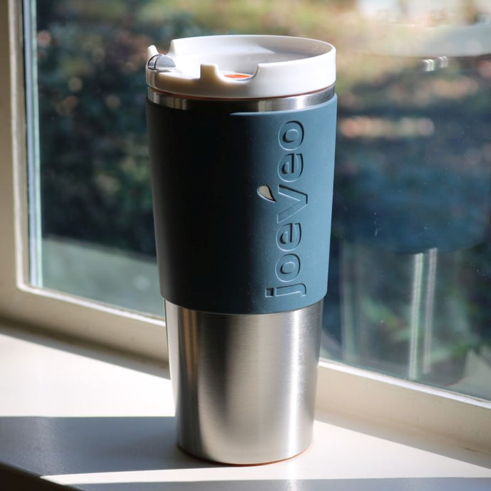 Temperfect Javabliss 16 Travel Mug, Charcoal