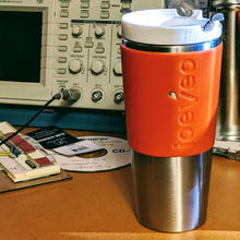 Temperfect Javabliss 16 Travel Mug, Orange