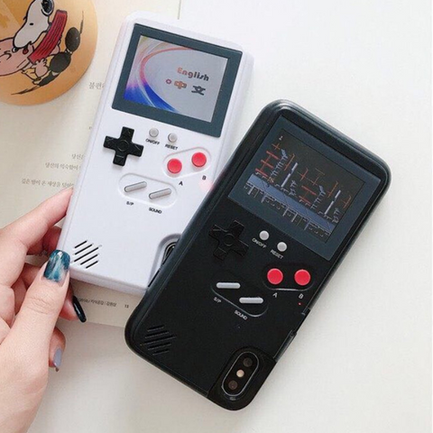 100% authentic b2eac 126e1 Game Boy iPhone Case
