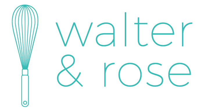 walter & rose's freshly baked products are more than just delicious. It's a feast for the eyes.  Love the creative personalized or themed cookies, cakes and other yummy sweet treats. Hand crafted and baked to perfection with only the finest quality and wholesome ingredients.