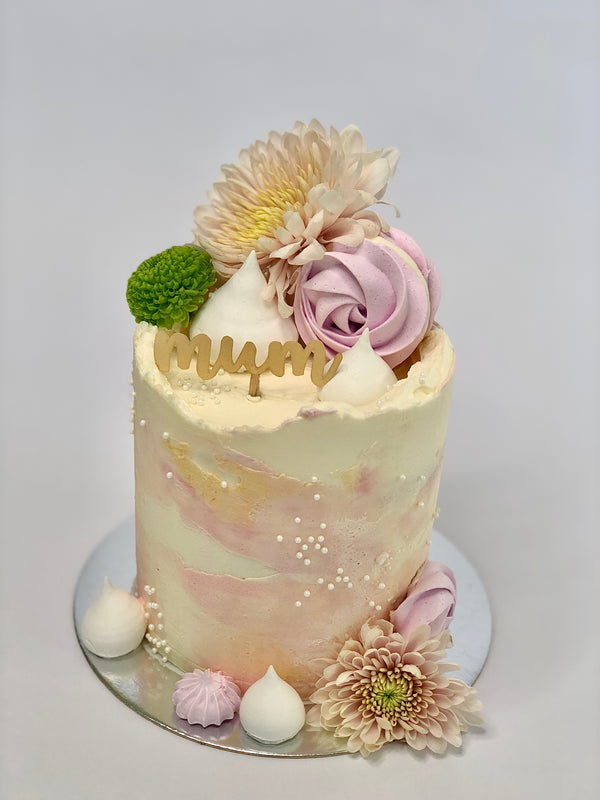 Mother's Day Cake - 4 inch/2layer