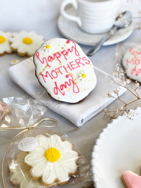 Large Mother's Day Cookie