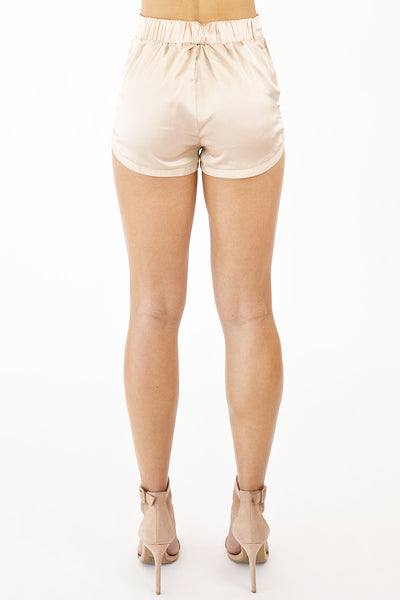 SITTING PRETTY SHORTS - PINK