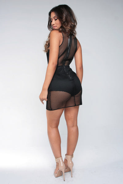 BANDIT MINI DRESS
