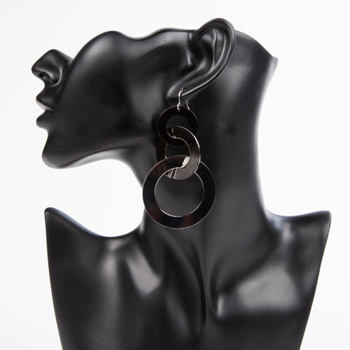 GOING IN CIRCLES EARRINGS