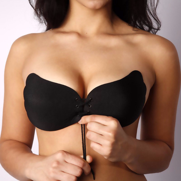 SLAY LIFT BRA - BLACK AND KHAKI