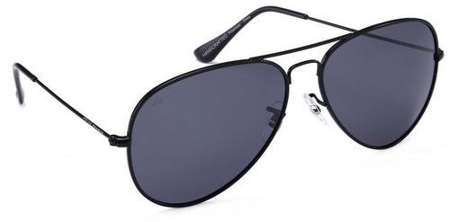 PRIVÉ - THE COMMANDO SUNGLASSES - BLACK