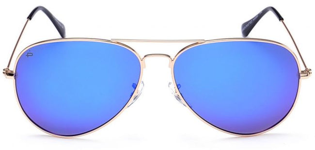 PRIVÉ - THE COMMANDO SUNGLASSES - GOLD