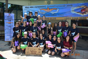 Dolphin Aquatic Swimming Contest
