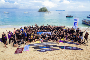 INTERNATIONAL COASTAL CLEAN-UP DAY 2018 DEMONSTRATED GREATER COMMUNITY PARTICIPATION IN MARINE CONSERVATION.
