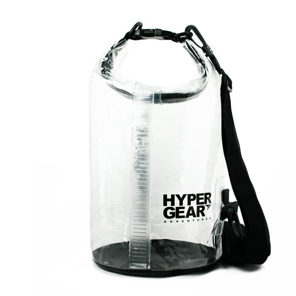 Dry Bag 10L Clear Type + FREE Dry Bag Q 2L (Black)