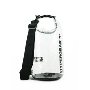 Dry Bag 5L Clear Type + Dry Bag Strap 'HYPERGEAR'