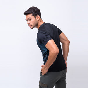 Hypergear Active Cool T-Shirt 1907 Black