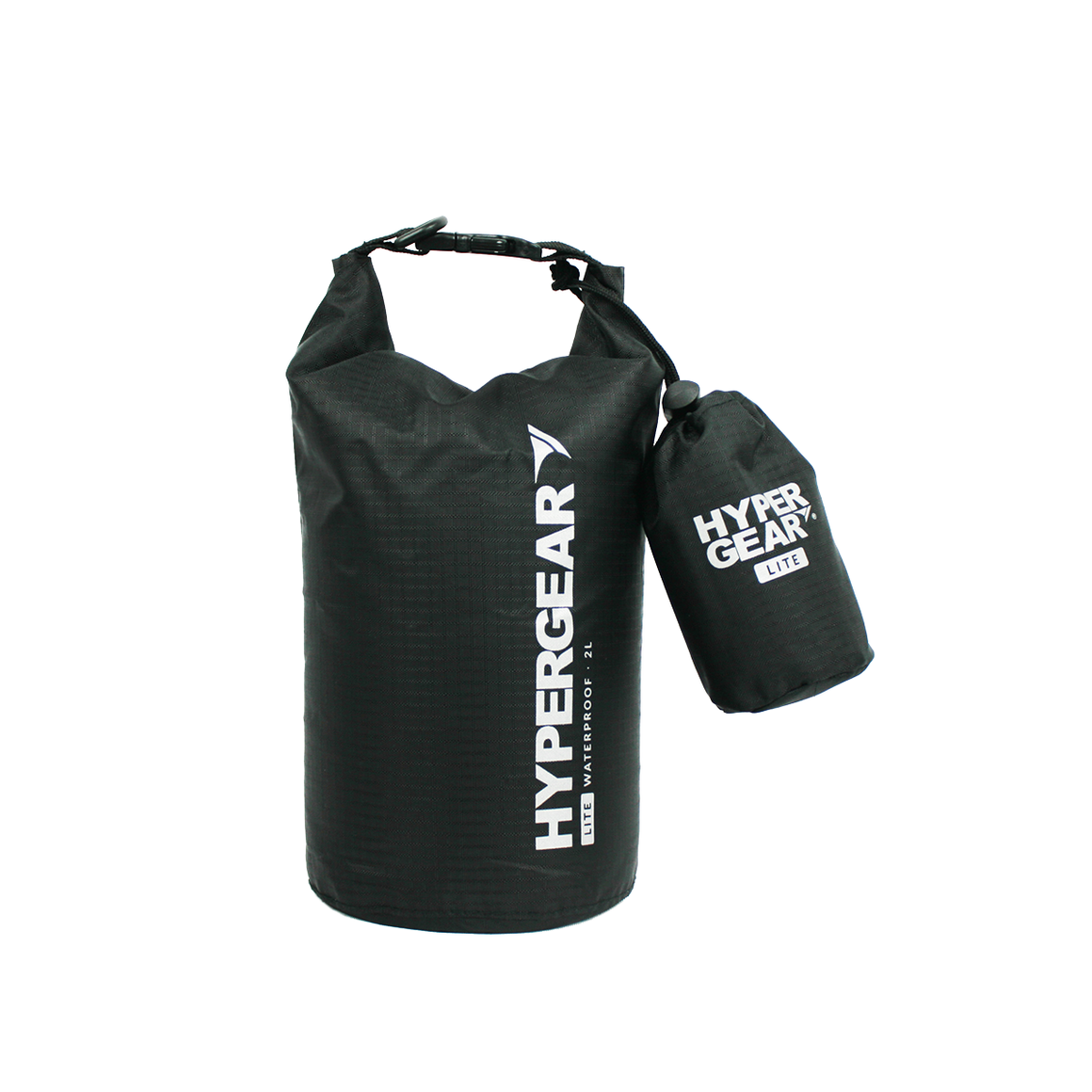 Matt Black Travel Protection Kit (Dry Bag Lite 2L + Neo Shield Face Cover + Gift Box)