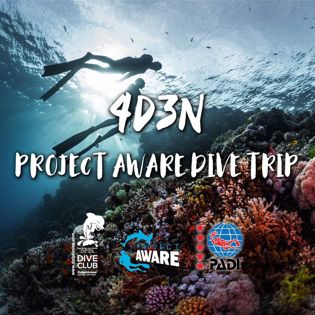 Project Aware Dive Trip