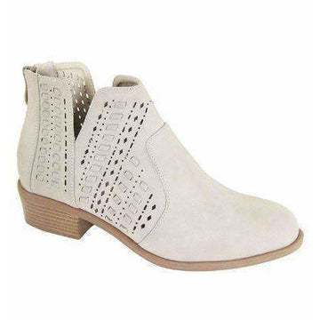 Essie Sand Ankle Boots