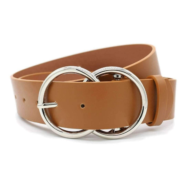 Double Ring Belt - Love Her Luxe Boutique