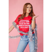 Wrapping Myself Christmas Shirt - Love Her Luxe Boutique