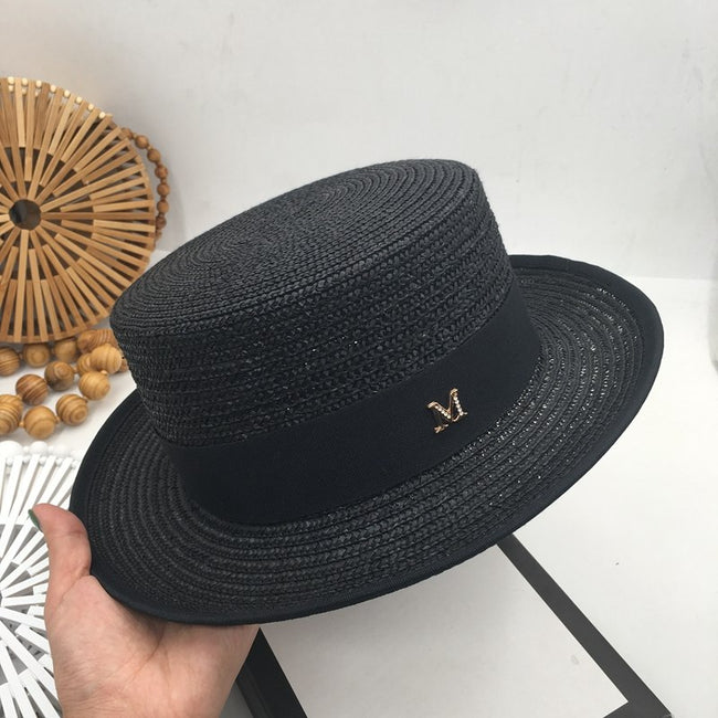 French Style Straw Hat