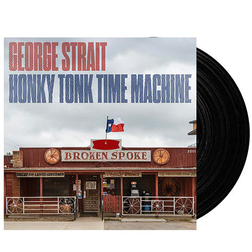 Honky Tonk Time Machine Vinyl
