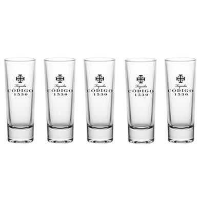 Shot Glasses, Set of 5