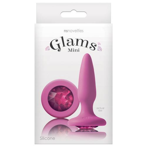 Glams Mini - Pink Gem