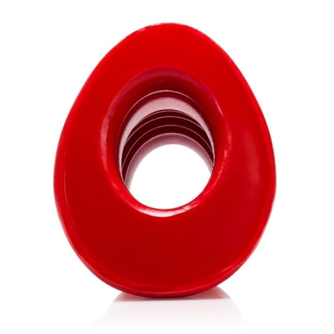 Pig Hole 5 XXL Fuckable Buttplug - Red