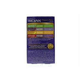 Trojan Pleasure Pack - 12 Pack