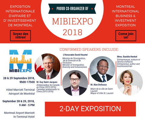 MIBIEXPO 2018 Exhibition (2 days)