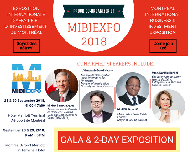 MIBIEXPO 2018 Gala & Exhibition (2 days)